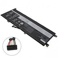 Аккумулятор для ноутбука Lenovo L18D4P90 (ThinkPad L13, L13 Gen 2) 15.36V 2995mAh Black (5B10W13933)