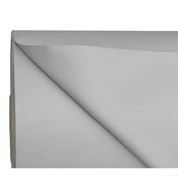 Рулон ПВХ тканини для надувних човнів 50х2,18м 3,54/м2 сіра ()цсє RAL 7040 800гр