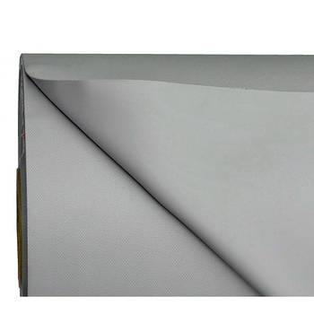 Рулон ПВХ тканини для надувних човнів 50х2,18м 3,54/м2 темно-сіра (колір RAL 7046) 800гр