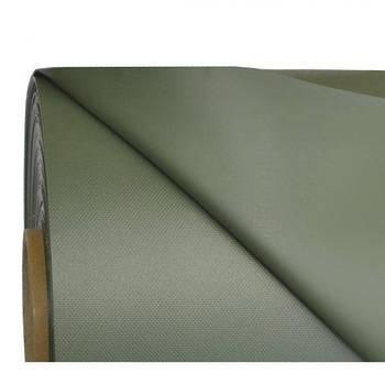 Рулон пвх-тканини для надувних човнів 50х1,5м (діл. 5,1/м2) олива 1100гр