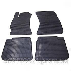 Коврики резиновые для Subaru Forester 2008-2012 Передние (POLYTEP LUX)