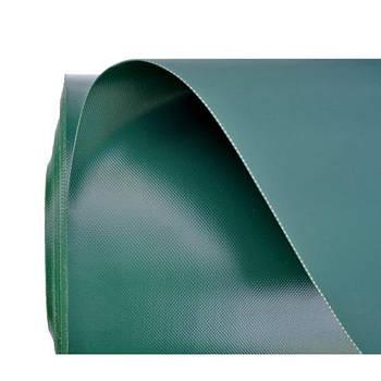 Рулон пвх-тканини для надувних човнів 50х2,05м (діл. 3,85/м2) зелений 950гр