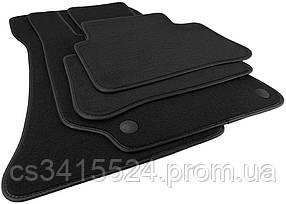 Коврики текстильные для Jeep Wrangler 2006- (3 двери) (Viptextile)