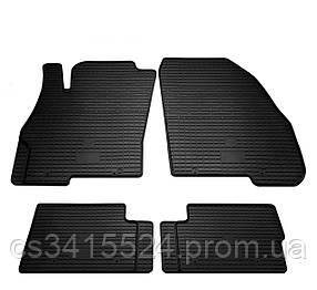 Коврики резиновые для FIAT Grande Punto 09-(кт 4 шт) (STINGRAY)