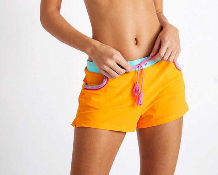 Летние пляжные шортики Banana Moon Boost Midlands LSE23