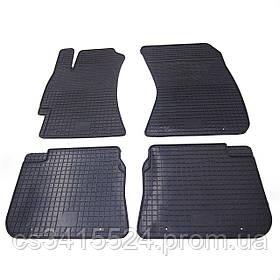 Коврики резиновые для Subaru Forester 2008-2012  (POLYTEP LUX)