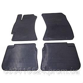 Коврики резиновые для Subaru Forester 2008-2012 Передние (POLYTEP CLASSIC)