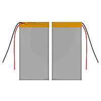 Батарея (аккумулятор, акб) для китайских планшетов, универсальный, 1700 mAh, 97х50х3,2 мм