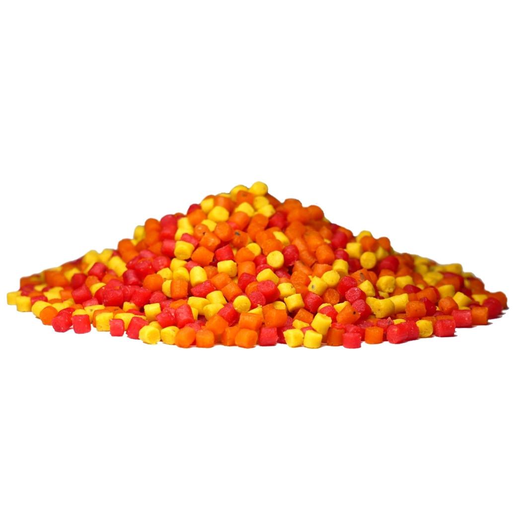 Стик Микс пеллетс Stick Mix Pellets Fruit Mix (Фруктовый микс) 600g 3mm