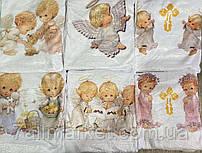 """Плед-крижма дитячий махровий з малюнком (різні малюнки) """"BAMBINI"""" купити недорого від прямого постачальника"""