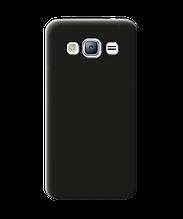 Чехол для  Samsung Galaxy J3 2016 J320 черный