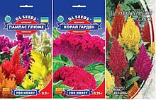Насіння Целозія For Hobby, TM GL Seeds