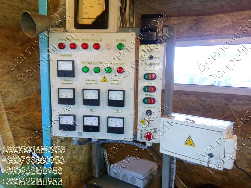 Изготовление  кранового электрооборудования