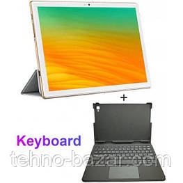 Планшет Blackview Tab8 4/64Gb Gold Spreadtrum Unisoc SC9863A  6580 мАч + Keyboard Grey