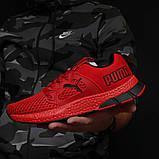 Кросівки чоловічі 18303, Puma LQDCELL, червоні, [ 41 42 43 44 45 46 ] р. 41-26,5 див. 45, фото 9