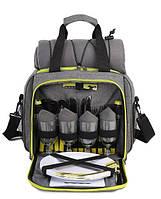 Набор для пикника TE-420 Picnic, серый с черным, фото 1