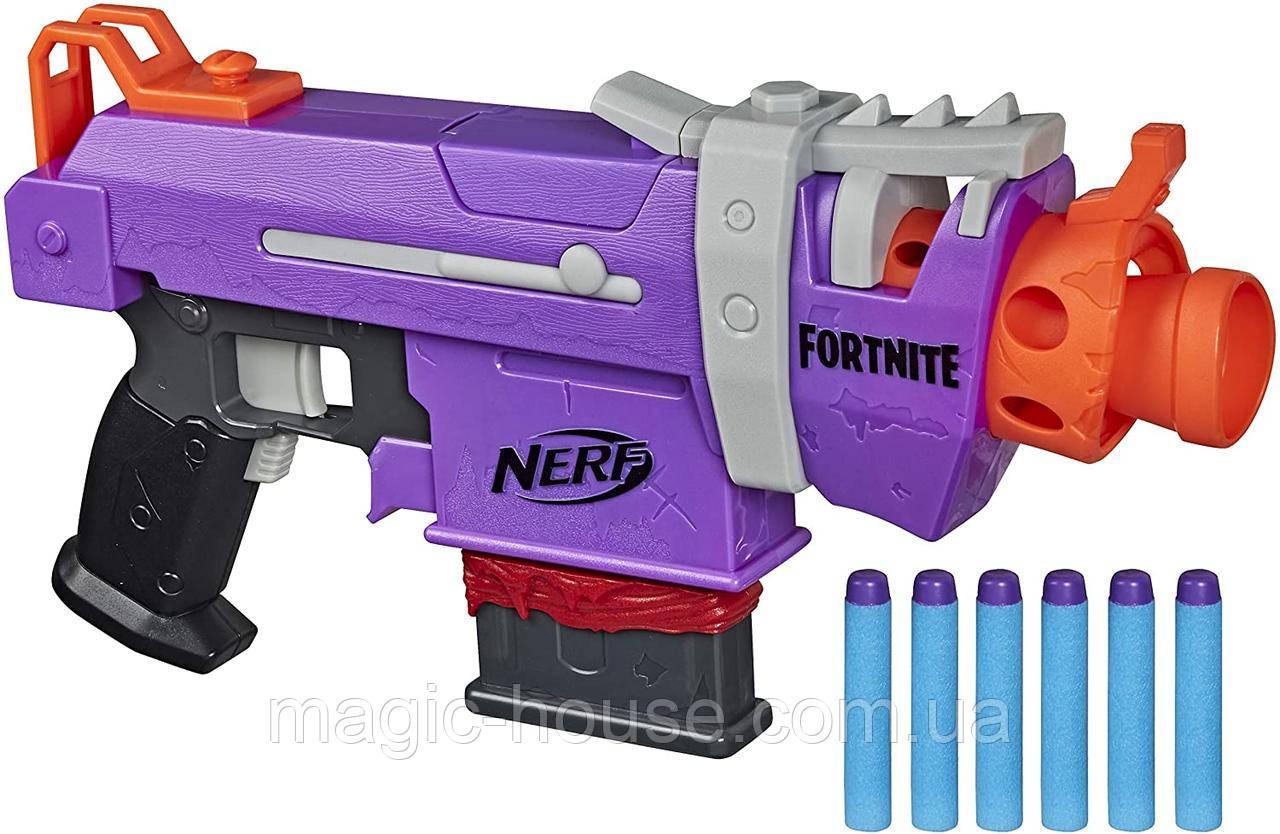 Бластер Нерф Фортнайт SMG-E Fortnite Blaster Motorized оригінал від Hasbro