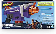 Бластер Нерф Фортнайт SMG-E Fortnite Blaster Motorized оригінал від Hasbro, фото 2