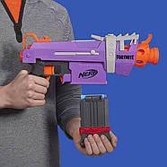 Бластер Нерф Фортнайт SMG-E Fortnite Blaster Motorized оригінал від Hasbro, фото 3
