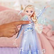 Співоча Лялька Ельза Холодне Серце Disney Frozen Singing Elsa Оригінал, фото 3