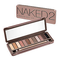 Палетка теней Urban Decay Naked 2 Eyeshadow Palette (оригинал)