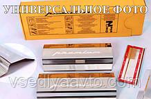 Накладки на пороги TESLA MODEL S с 2013- г. (Premium)