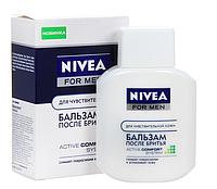 Бальзам после бритья Nivea for Men для чувствительной кожи, 100 мл GIL /84
