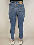 Жіночі джинси з високою посадкою, фото 7