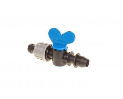 Миникран IMK з впаянной гумкою iMK-06 Santehplast