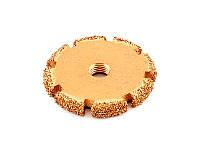 Шероховальное кольцо d-50х6 мм, зерно-16 (S 2000) TECH, США