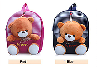 Рюкзак игрушка мишка косолапый