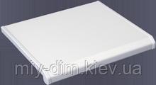 Підвіконня 400мм Білий глянець /Danke/