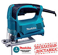 Лобзик Makita 4329 (450Вт; 500-3100об/хв; 65/6/18мм; 1,9кг)