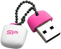 Флешка SiliconPower Touch T07 32Gb Pink