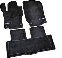 Килимки в салон ворсові для Mercedes GL/ML164 (2006-2012) 5 місць /Черн, Premium BLCLX1348, фото 1