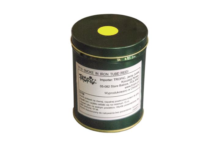 Дымовая шашка напольная TF10 (желтый), фото 1