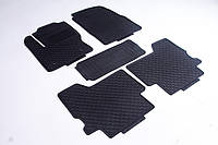 Коврики в салон для Ford Kuga 2013 - черные кт 5шт, фото 1