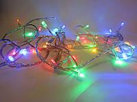 Гирлянда LED 300 лампочек на 13,5 м цветная