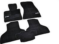 Коврики в салон ворсовые для BMW X5/X6 (F15/F16) (2013-) /Чёрные Premium BLCLX1059, фото 1