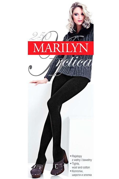 Колготки женские теплые Marilyn arctica 250, р 5