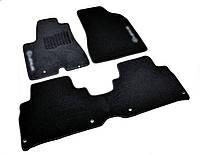 Коврики в салон ворсовые для Lexus RX (2003-2009) /Чёрные, кт. 3шт BLCCR1301, фото 1
