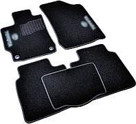 Коврики в салон ворсовые для Toyota Camry (2011-) /Чёрные, кт. 5шт BLCCR1613, фото 1