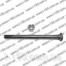 Болт регулировочный Т-40 с гайкой, Т25-1601009-А1)