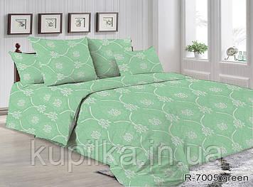 Комплект постельного белья R7005 green