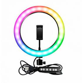 Кільцеві LED лампи і селфи кільця