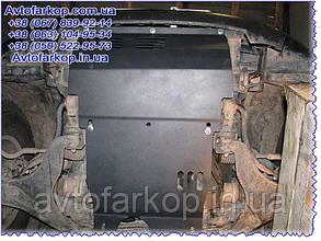 Захист двигуна Mitsubishi Pajero Sport (2008-2015)(Захист двигуна Мітсубісі Паджеро Спорт) Автопрыстрий