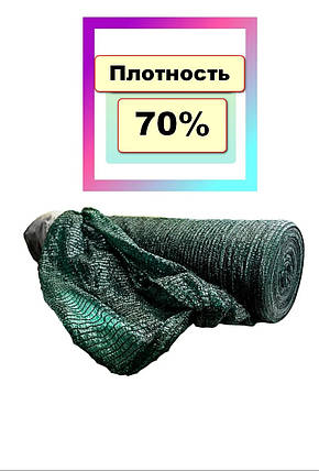 Затіняюча сітка 70% / 3.6-50/ 150м2 Agreen, фото 2