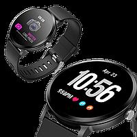 Смарт-годинник Colmi V11 з тонометром чорні