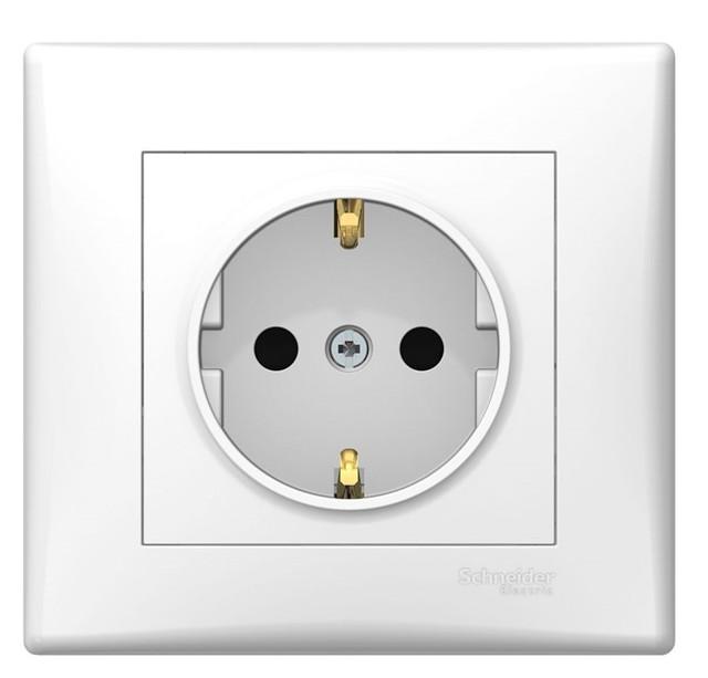 Розетки і вимикачі SEDNA Schneider Electric