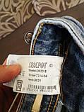 Женские джинсы  большого размера, фото 10